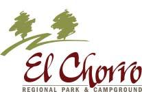 El Chorro Campground Logo